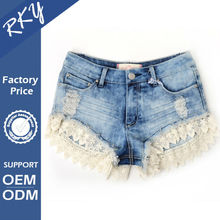 Fashion Style Color Fade Proof Sexy Teens Short Shorts