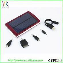 Emergency charging OEM/ODM solar power bank product design