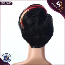 factori price human hair wig,fantasy wigs afro