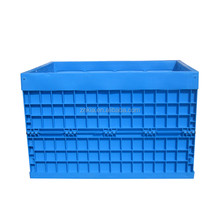 Close-grained ribs high quality crate without lid
