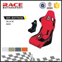Trade Assurance Red Quality Leather Road Racing Seats