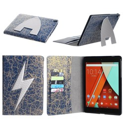 Flashing Tablet Accessories For Google Nexus 9 , Gray Tablet Cover