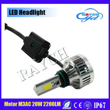 News Motorcycle LED Headlight Front Light For Harley Motorcycle
