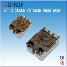 LED indicator AC solid state voltage regulator relay / 240vac adjusting resistance low voltage solid state relay