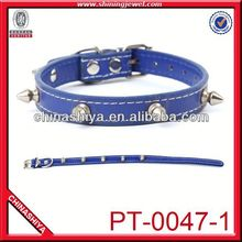 stylish genuine leather buyer in china pet collar camera