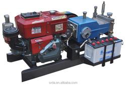 LF-11/60 high pressure water blasting pump water blaster
