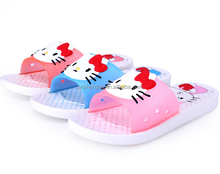 2015 wholesale china footwear ladies fashion shoes pvc slippers