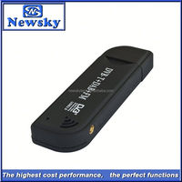 New customize shell case tv tuner driver 1 seg isdb-t dvb-t tv dongle with SDR