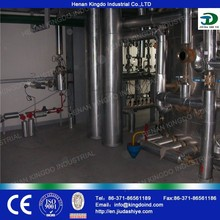 Soybean oil extraction machinery cooking oil refinery machine