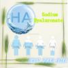 2015 Sodium Hyaluronate Fermentation made high purity HA powder