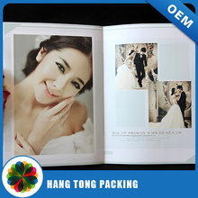 custom perfect binding A4 printing magazine factory