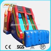 CILE Online Best Offer Sport Inflatable Slide Jumping Castle for Adult and Children