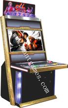 Máquina de videojuegos Street Fighter 4