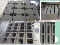 QT10-15 hydraulic round concrete block