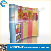 Exibition smart magnetic stand pop up system trade show stands pop up
