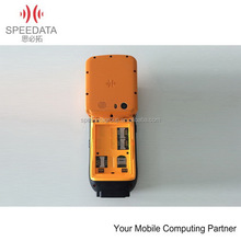 High Industrial Class Handheld industrial rugged android 1d barcode scanner phone