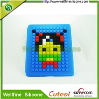 Hot selling silicone ipad case for ipad2/3/4