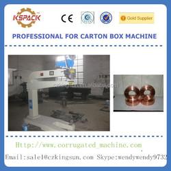 high speed semi-auto stitcher/ corrugated paper boxes stiching machinery