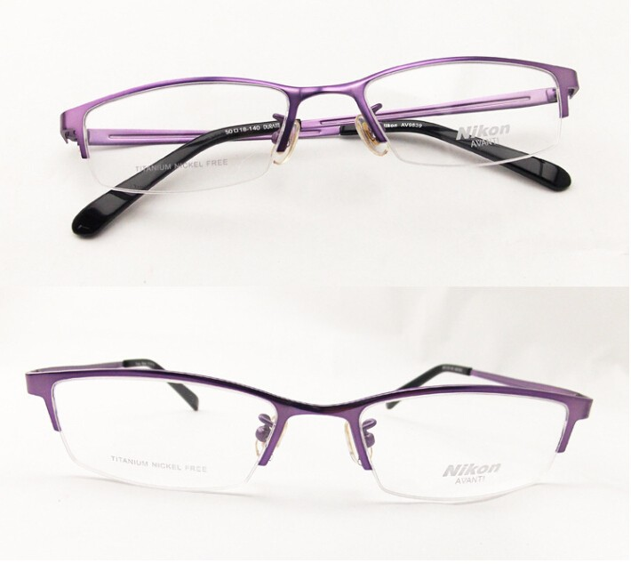 2017 Wholesale Prescription Eyeglasses Fashion Female ...