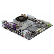 Cheapest via GPC8012 Industrial Motherboard ITX Support 6 Com port
