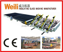 3826 full automatic shaped glass table cutting