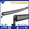 Factory selling lightbar 300w led driving offroad 2015 car interior china auto accessory for car YTCLB300E