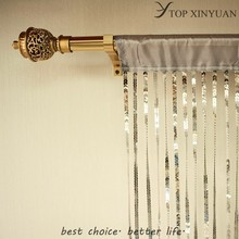 2015 Decoration thread window curtain/spaghetti string curtain/string wall decoration curtain
