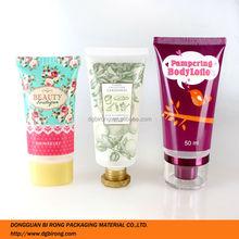 30ml 50ml Korean Cosmetics & Skin care tube container Supplier