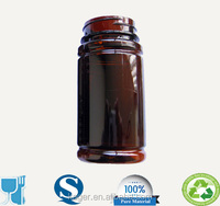 165ml plastic pill container PET plastic bottle