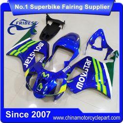 FFKHD017 Motorcycle Fairing Kit For VTR1000 2000-2003 Movistar