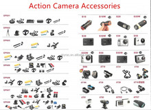 2015 Action Camera Accessories ; Sport Camera Accessories; Waterproof Camera Accessories