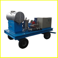 High pressure water cleaner washer vessel cleaning machine supplier