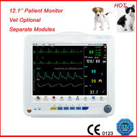 12'' Portable ETCO2 Patient Monitor / Good Medical Equipment Price/Vital Signs Monitor
