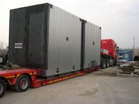 thermal oil heaters up to 15 mw