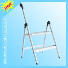 2016 attractive foldable metal stairs portable household ladder price from wholesalers in China