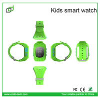 Promotional gifts attractive fashion silicone 2015 kids smart watch