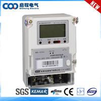 Oem Custom Low Error Single Phase prepaid electricity meter manufacturers
