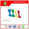 Sujetacables de nailon Correa los sujetadores para cable de alambre 7,6 * 430 mm 100 pc / paquete