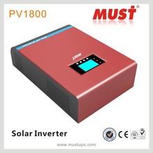Solar Panel Inverter 4000W DC to AC 24V 220V Power Inverter Home Use Inverter with CE