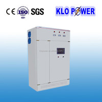 5000A 48V low ripple aluminum anodizing dc rectifier with touch screen