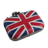 Women's Mini UK Flag Evening Bag Handbag Cross-body Bag