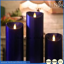 Kid Safe Flickering Dancing Fame Pearl-smooth LED Candles