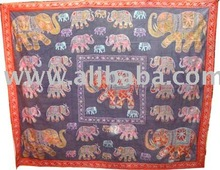 indian handwork bedsheets