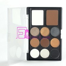 Super quality exported beauty accessories cosmetic brush kit