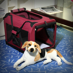 Deluxe Pet Dog Carriers Dong Fabric Travel Toy Durable/ Safty and Funny