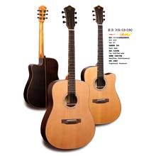 C3, C3c profissional de música instrumento importação guitarra china