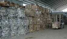 Occ Waste Paper + Cardboard & Kraft Paper Scraps 100%