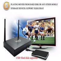 High Quality Guarantee digital tv converter set top box for Arabic Market