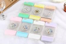 For iphone 6 plus Case Diamond ,Luxuy plastic Case for iphone 6