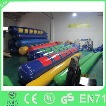 giant new design funny banana boat inflatable water park tube for sale